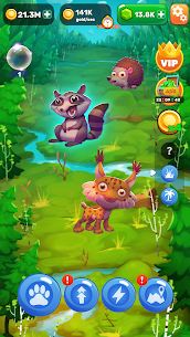 Zoopolis: Animal Evolution Clicker Mod Apk (Free Shopping) 8