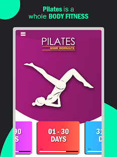 Pilates Yoga Fitness Workouts at Home
