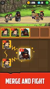 Grow Knights - merge heroes and conquer castles