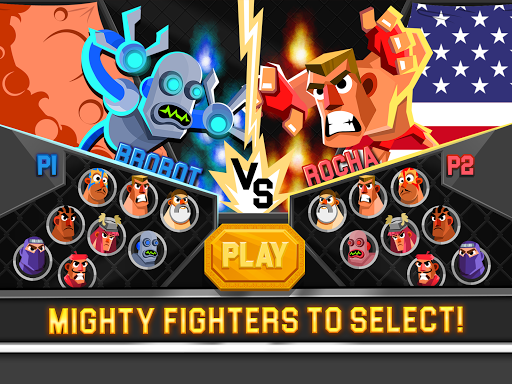 UFB 3: Ultra Fighting Bros - 2 Player Fight Game 1.0.3 screenshots 12