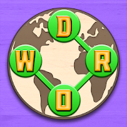 Word Puzzle: Connected words