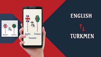 English To Turkmen Translator