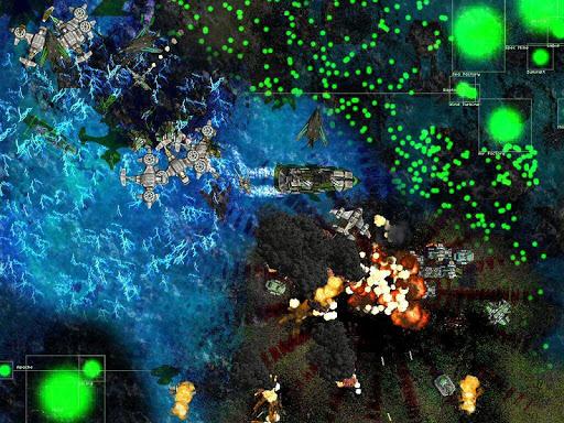 Land Air Sea Warfare RTS  screenshots 11