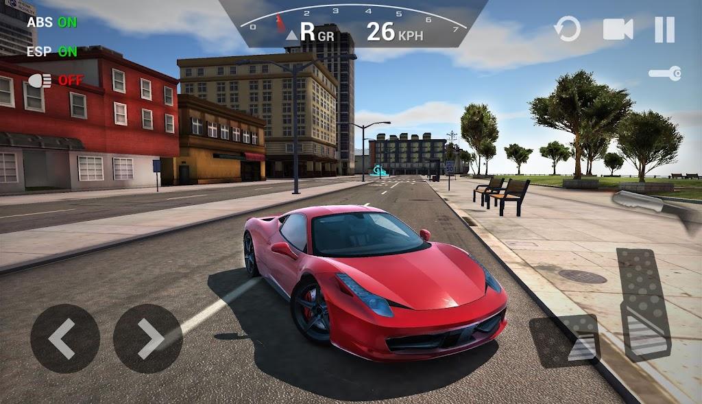 Ultimate Car Driving Simulator poster 6