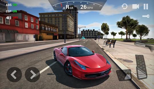 Mobil Mengemudi Simulator Ultimate