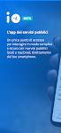 screenshot of IO, l'app dei servizi pubblici