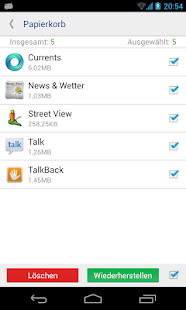 System App Entferner (root needed) Screenshot