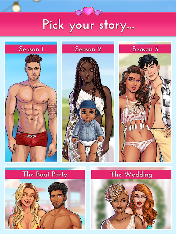 Love Island The Game poster 15