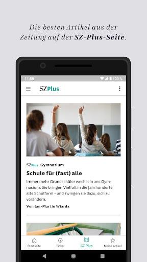 SZ.de - Nachrichten - Süddeutsche Zeitung  screenshots 5