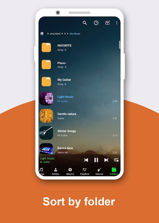 Music Player  poster 10