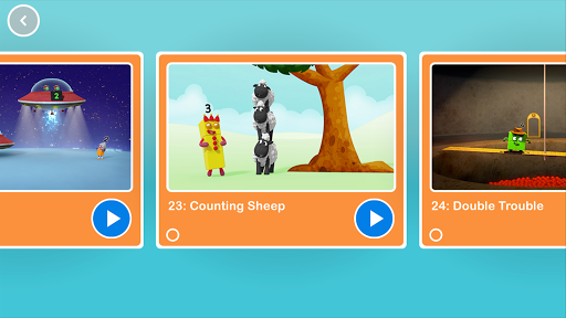 Numberblocks: Watch and Learn  Screenshots 3