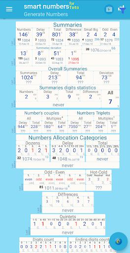 smart numbers for toto(singapore) screenshot 3