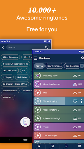 Free Ringtones For Android Phone 1.0.4 Screenshots 1