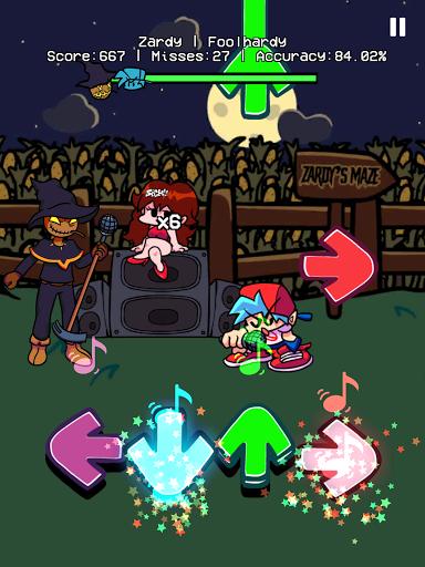 Horror music party mod 1.2 screenshots 8