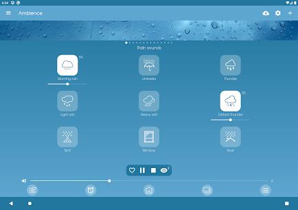 Ambience – Nature sounds: sleep and meditation Mod Apk v2.5.0 (Premium) 1