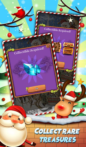 Xmas Mahjong: Christmas Holiday Magic apktram screenshots 13