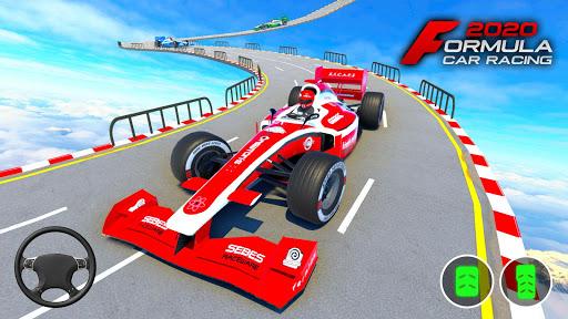 Formula Car Racing Stunts: Mega Ramp Car Racing screenshots 1