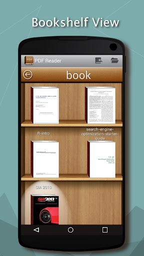 PDF Reader  Screenshots 1