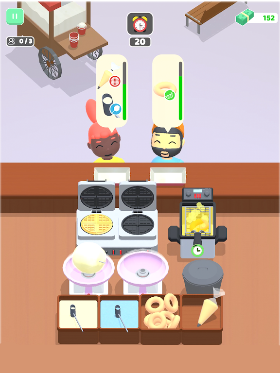 My Foodtruck 3D poster 7