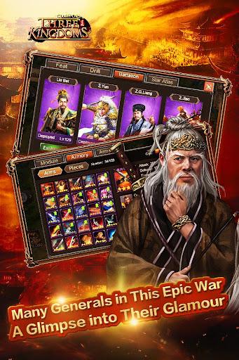 Clash of Three Kingdoms 12.0.4 screenshots 2