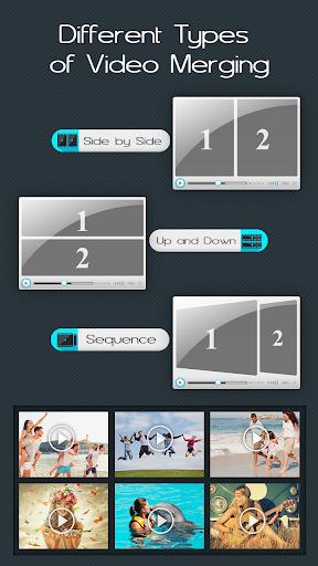 Video Merge : Easy Video Merger & Video Joiner 1.7 Screenshots 6