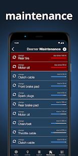 mo.ride - Motorcycle App, Dashboard, GPS-Tourlogs