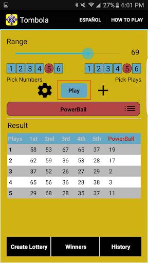 Lottery Strategy screenshots 3