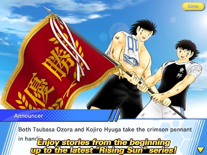 Captain Tsubasa (Flash Kicker): Dream Team screenshots 16