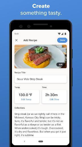 Anova Culinary 3.2.9 Screenshots 6