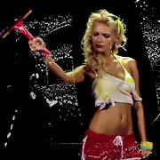 Screen Washer Girl Wallpaper  Icon