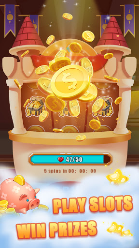 Coin Town - Merge, Run casino, Social interact  screenshots 2