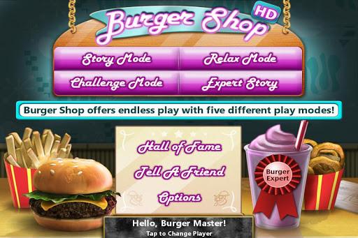 Burger Shop 1.6 Screenshots 7