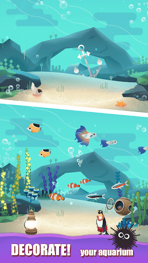 Puzzle Aquarium apkdebit screenshots 1
