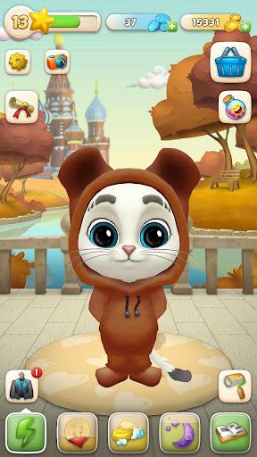 Oscar the Cat - Virtual Pet android2mod screenshots 4