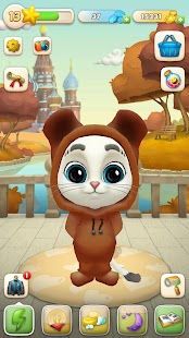 Oscar the Cat - Virtual Pet Screenshot