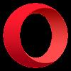 Browser Opera dengan VPN gratis (Android) Logo