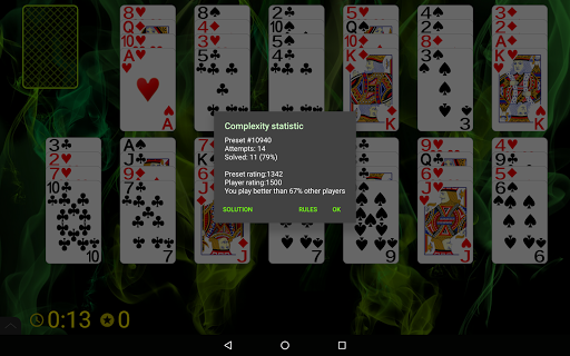 All In a Row Solitaire 5.1.1853 screenshots 15