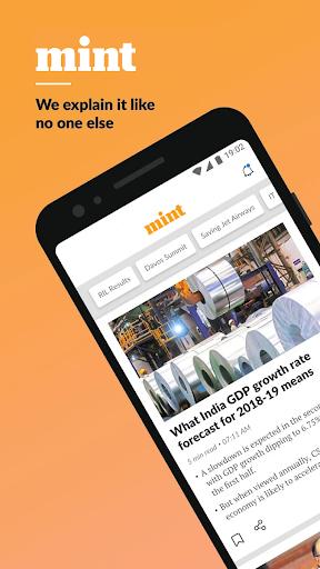 Mint : Business & Stock Market News apktram screenshots 1