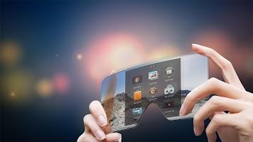 screenshot of FD VR - Virtual App Launcher