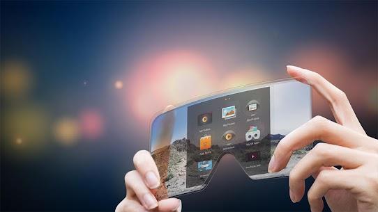 FD VR – Virtual App Launcher 3
