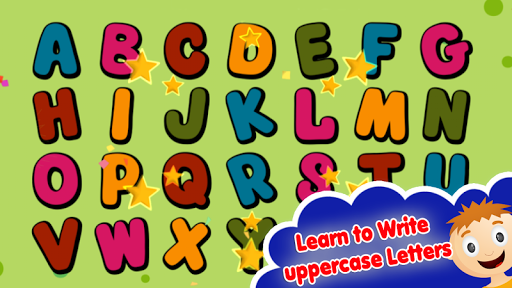 abc for Kids Learn Alphabet  screenshots 7