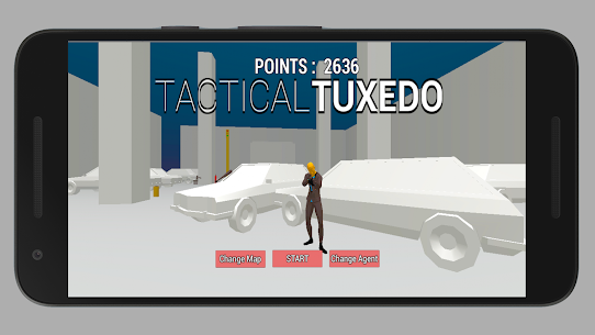 Tactical Tuxedo – Top down shooter game Hack Online (Android iOS) 1