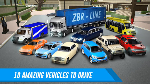 Shopping Mall Car & Truck Parking 1.2 screenshots 12
