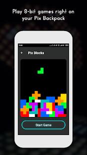 Pix Backpack Screenshot