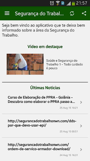 Seguranu00e7a do Trabalho android2mod screenshots 1