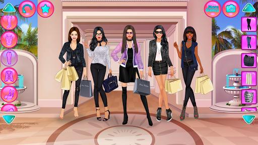 Girl Squad Fashion - BFF Fashionista Dress Up  screenshots 10