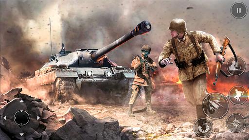 Army Commando Secret Mission : Shooting Games 1.1 Screenshots 1