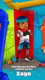 Download Subway Surfers (MOD, Unlimited Coins/Keys) free on android  LAST VERSION 5