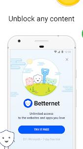 VPN Free - Betternet Hotspot VPN & Private Browser 5.17.0