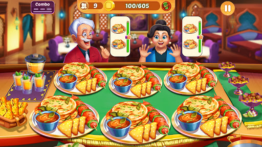 Cooking Crush: New Free Cooking Games Madness Apkfinish screenshots 3